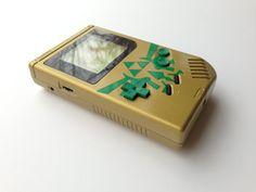 Custom Backlit Original Nintendo Gameboy by 8BitAestheticsCom