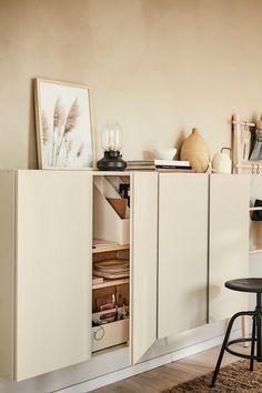 IKEA Deutschland | IVAr ist aus unbehandeltem Holz und lässt sich daher prima streichen. #DIY #IVAR #IKEA #meinIKEA #streichen