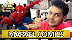 MARVEL COMICS - Os Vingadores 2! - Nerd Show