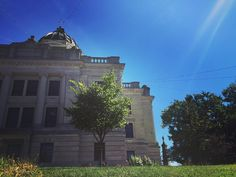 What a purdy day. #visitbtown #indiana #mybtown