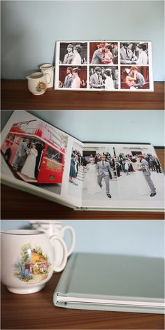 lovely fine art wedding albums