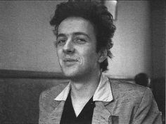 "sweet-love-und-romance: "" The Clash: Joe Strummer photographed by Bruno Blum, circa Scanned by me. Joe Strummer, Love Is Sweet, I Love Him, The Clash Band, Toast Of London, Punk Subculture, The Future Is Unwritten, British Punk, 70s Punk"