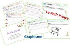 Graphisme 2 -Le petit Prince (dys é moi zazou)