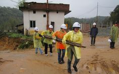 Women Builders in China, helping construct a home in a country with an increasing need for affordable housing.