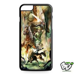 The Legend Of Zelda The Majora Mask iPhone 6 Plus Case | iPhone 6S Plus Case