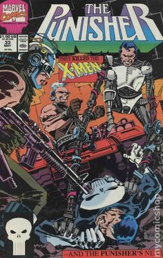 Punisher (1987 2nd Series) 33