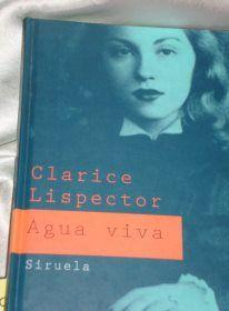 Agua Viva - Clarise Lispector