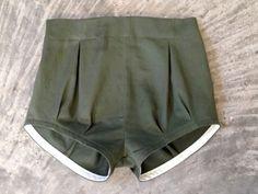 High-waisted safari shorts by Shanna Jacobs Ryan | Project | Sewing / Kids & Baby | Pants & Shorts | Kollabora