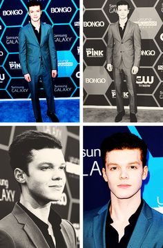 Cameron Monaghan attends the 2014 Young Hollywood Awards on July 27, 2014