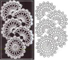 crochet | Rahymah Handworks | Page 2.... This is a great pattern for jewelry!!