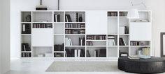 Libreria moderna / in legno / in legno laccato Acsil
