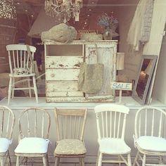 Shabby Store Window - Rachel Ashwell Shabby Chic Couture - so shabby so charming L O V E it