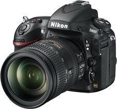 Nikon D800, D800E