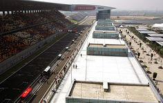 2012 FORMULA 1 UBS CHINESE GRAND PRIX