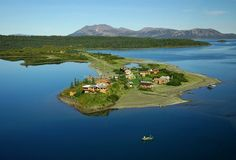 the lodge-America's most isolated resort