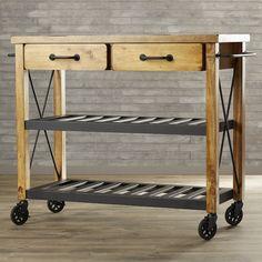 Found it at Wayfair - Chamberlin Kitchen Cart
