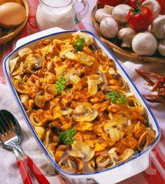 Lajos Mari konyhája - Bakonyi palacsintametélt Waffles, Pancakes, Ciabatta, Macaroni And Cheese, Delish, Curry, Paleo, Food And Drink, Baking