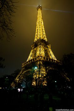 New Years Eve, Paris - France