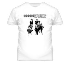 The Specials Album Uk 70s T Shirt