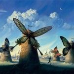 Paintings by Vladimir Kush repinned by www.BlickeDeeler.de