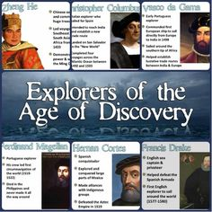 Age of Discovery Explorers Magic Portrait Lesson by Students of History Social Studies Lesson Plans, 5th Grade Social Studies, Social Studies Classroom, Fernand De Magellan, World History Classroom, History Teachers, Age Of Discovery, World History Lessons, Survivor Quotes