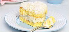 Churros z czekoladą - przepis - I Love Bake Cake Cookies, Vanilla Cake, Cravings, Recipies, Menu, Sweets, Baking, Food, Pies