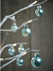 NEW Mini Baubles - Eucalyptus