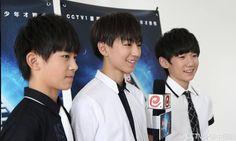 [23/07/2014][HQ UPDATING] THIẾU NIÊN TQ MẠNH MẼ Phỏng vấn hậu trường