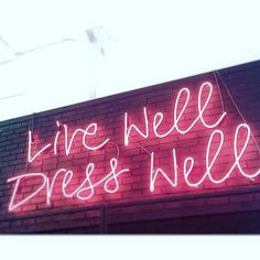 Live well and dress well that is all darlings XoXo WYNK* #wynkboutique #livewell #dresswell #goodnight #weekend #almostfriday #starrynight #moon #pink #shinebright