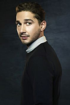 Shia Labeouf- obsessed with him!