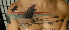 The Wonderfully Artistic Tattoos of a French Skin Art Master