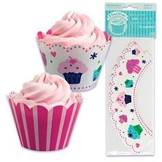 Bakery Crafts Reversible Sweet Treat Wraps -- Unbelievable product is here! : Baking tools