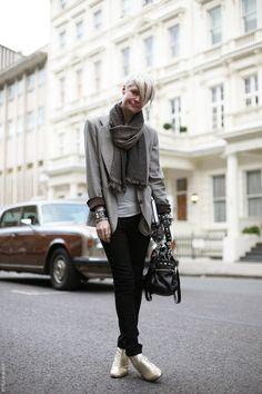 NohaNoor: Kate Lanphear - Fashion Editor ...... (ELLE UK)