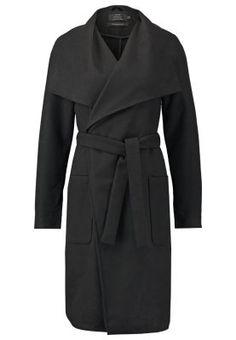 Dieser Mantel besticht durch seine schlichte Eleganz. ONLY ONLPHOEBE - Wollmantel / klassischer Mantel - black für € 59,95 (06.11.15) versandkostenfrei bei Zalando.at bestellen.