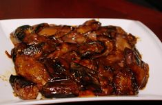 P.F. Chang's China Bistro Stir-fried Spicy Eggplant recipe « deliciouscookbook