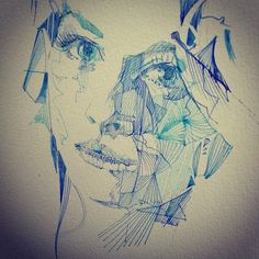 Carne Griffiths Doodle 2, Gcse Art, Sketching, Art Drawings, Identity, Art Gallery, Faces, Inspirational, Paintings