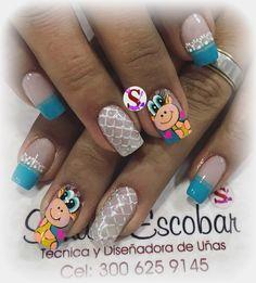 Toe Nails, Nail Designs, Nail Art, Glamour, Giraffes, Work Nails, Model, Kid Nails, Nail Art Tutorials