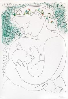 Image result for picasso drawings