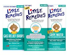 Free Sample of Little Remedies