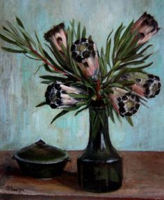 Protea, Margaret OLLEY