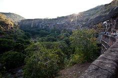 UNESCO list: Ajanta caves, India