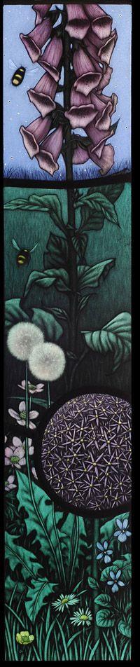 the night garden Brian James Waugh