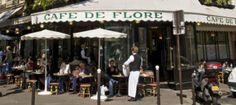 Cafés y restaurantes míticos en París** | America Latina - Página oficial de turismo de Francia | beta