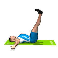 ALTERNATE HEEL TOUCHERS INVOLVED MUSCLES DURING THE TRAINING ABDOMINALS