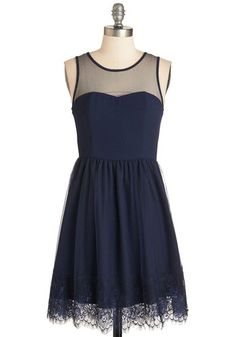 Socialize on the Prize Dress. The elegant evening seems to fly by as you mix and mingle in this navy dress! Plus Dresses, Cheap Dresses, Cute Dresses, Casual Dresses, Summer Dresses, Special Dresses, Mod Dress, Dress Up, Navy Dress