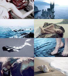 "Fairy Tale Picspam "" The Little Mermaid """