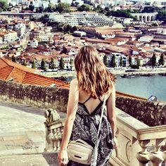 Porto, Portugal     Overviewing #Porto with @pampelishka  - @jeera #webstagram