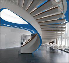 Hermann Henselmann @ Kongresshalle Mitte [1962-1964] by d.teil, via Flickr