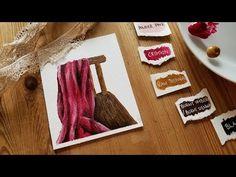 JuliaOil Art Tutorials - YouTube Mini Paintings, Best Youtubers, Art Tutorials, Acrylics, Watercolor Paintings, Water Colors, Acrylic Nails, Watercolour Paintings, Art Lessons