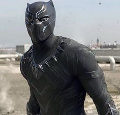 BLACK PANTHER | Captain America: Civil War (2016)